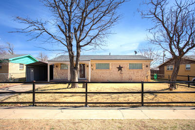 Amarillo Single Family Home For Sale: 1208 Gardenia St