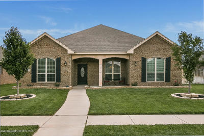 Amarillo Single Family Home For Sale: 7305 Vail Dr