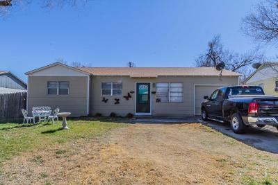 Amarillo Single Family Home For Sale: 3810 Mesa Verde Dr