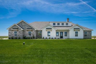 Canyon Single Family Home For Sale: 13241 Bluff Ridge Trl