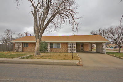 Canyon Single Family Home For Sale: 700 19th St