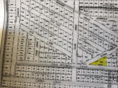 Fritch Residential Lots & Land For Sale: Lot: 306 Don Mitchell Lane
