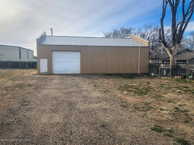 Potter County Commercial For Sale: 802 Lamar St