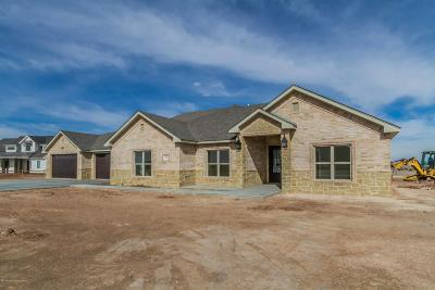 Canyon Single Family Home For Sale: 2600 Clingman Dr