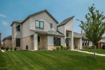 Amarillo Single Family Home For Sale: 6403 Chloe Cir
