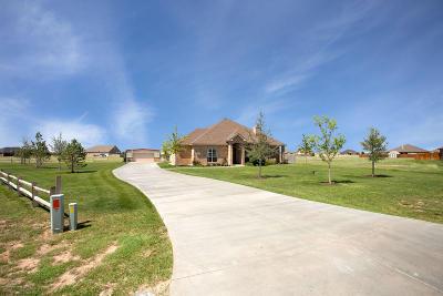 Canyon Single Family Home For Sale: 20719 Mallard Cove