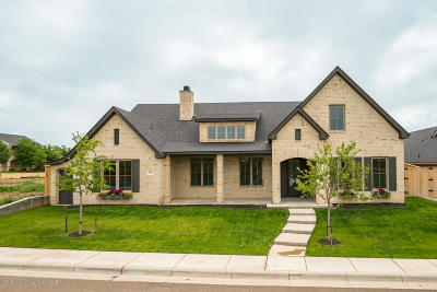 Potter County, Randall County Single Family Home For Sale: 6603 Glenwood Dr