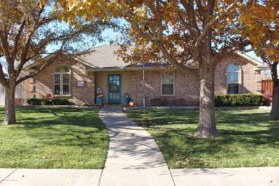 Potter County, Randall County Single Family Home For Sale: 6715 Daniel Dr