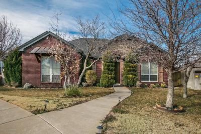 Amarillo Single Family Home For Sale: 6414 Persimmon Ln