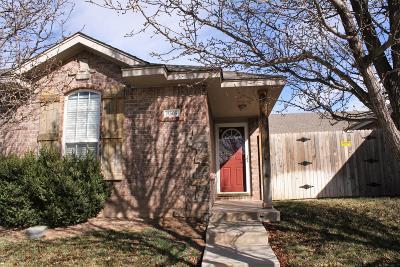 Amarillo Condo/Townhouse For Sale: 4505 Ida Louise Ct
