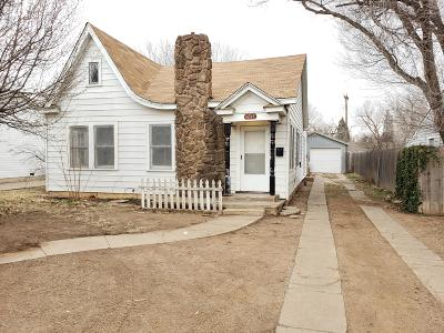 Potter County Single Family Home For Sale: 4247 14th Ave