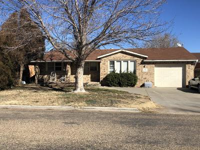 Fritch Single Family Home For Sale: 303 Vaughn S Ave