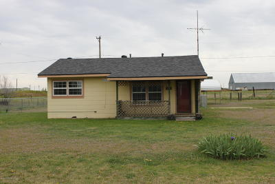 Carson County Single Family Home For Sale: 400 Broadway