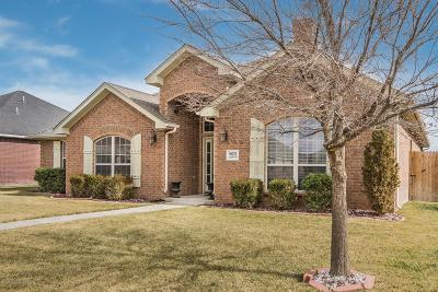 Amarillo Single Family Home For Sale: 8621 Addison Dr
