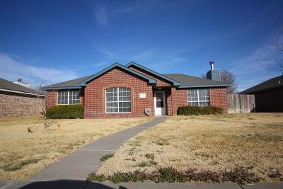 Amarillo Single Family Home For Sale: 5809 Fannin St