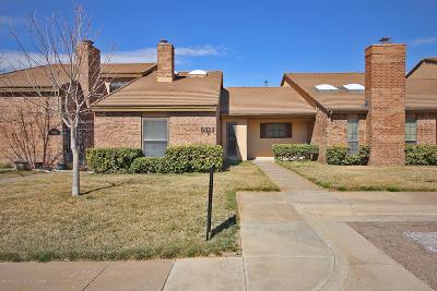 Amarillo Condo/Townhouse For Sale: 5922 Amberwood Ln