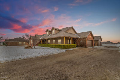 Canyon Single Family Home For Sale: 7951 Rockwell Rd