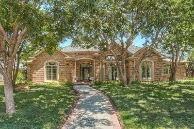 Potter County, Randall County Single Family Home For Sale: 7410 Park Ridge Dr