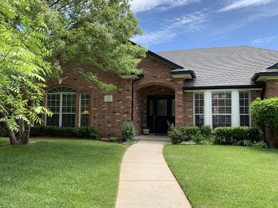 Potter County, Randall County Single Family Home For Sale: 7403 Bayswater Rd