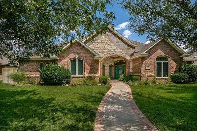 Amarillo Single Family Home For Sale: 7804 Clearmeadow Dr