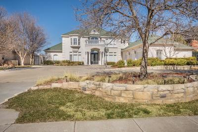 Potter County, Randall County Single Family Home For Sale: 7608 Norwood Dr