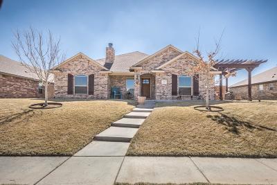 Amarillo Single Family Home For Sale: 3103 Spokane Ave