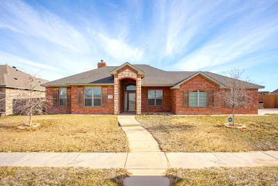 Amarillo Single Family Home For Sale: 7109 Fanchun St