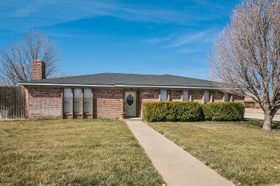 Amarillo Single Family Home For Sale: 7900 De Shazo Pl