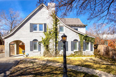 Amarillo Single Family Home For Sale: 1222 Crockett St