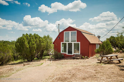 Canyon Single Family Home For Sale: 10441 Mountain Trl