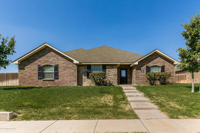 Randall County Single Family Home For Sale: 8420 Hamilton Dr