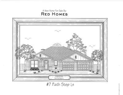 Canyon Single Family Home For Sale: 7 Faith Step Ln