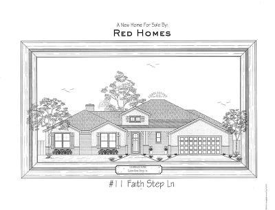 Canyon Single Family Home For Sale: 11 Faith Step Ln