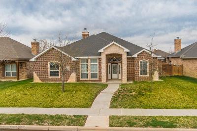 Amarillo Single Family Home For Sale: 8102 El Paso Dr