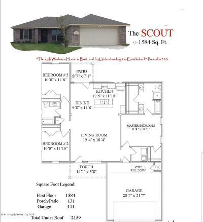 Canyon Single Family Home For Sale: 52 Nicci Ln