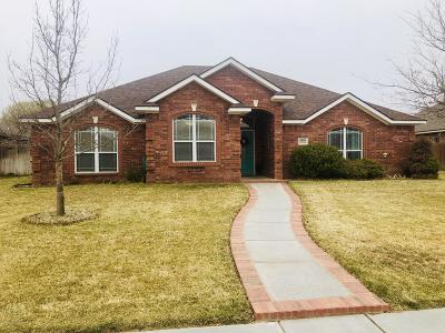 Randall County Single Family Home For Sale: 6908 Thunder Rd