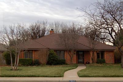 Randall County Single Family Home For Sale: 7807 Harrington Cir