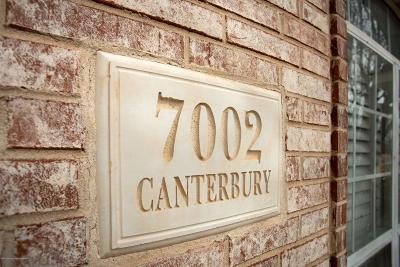 Amarillo Single Family Home For Sale: 7002 Canterbury Pl