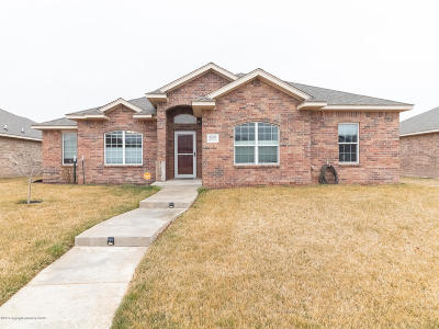 Amarillo Single Family Home For Sale: 3508 Bismarck Ave