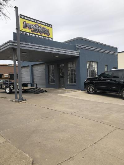 Amarillo Commercial For Sale: 3200 6th Ave