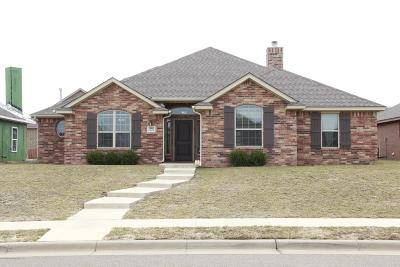 Amarillo Single Family Home For Sale: 3903 Durham Dr