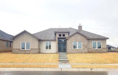 Amarillo Single Family Home For Sale: 3002 Atlanta Dr