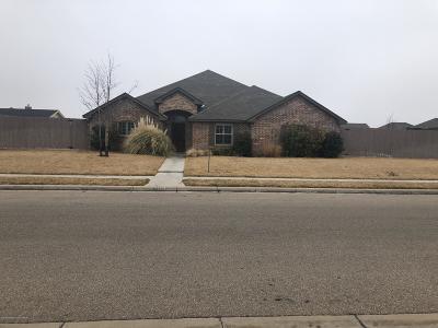 Amarillo Single Family Home For Sale: 3104 Portland Ave
