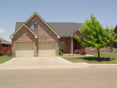 Potter County Single Family Home For Sale: 6320 Westcliff Pkwy
