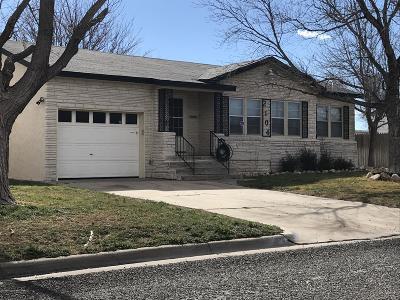 Amarillo Single Family Home For Sale: 2104 Roosevelt St