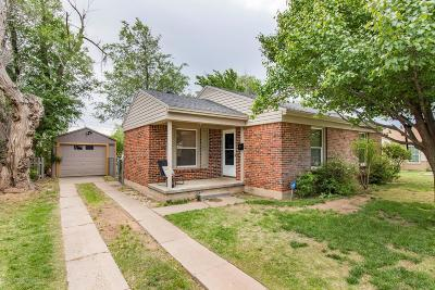 Single Family Home For Sale: 1513 Rosemont St