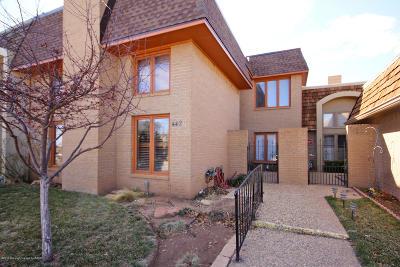 Amarillo Condo/Townhouse For Sale: 4420 Tiffani Dr