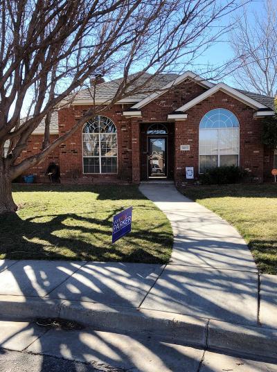 Amarillo Single Family Home For Sale: 6603 Admiral Ct