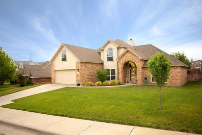 Amarillo Single Family Home For Sale: 6517 Tilden Ct