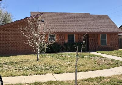 Amarillo Single Family Home For Sale: 7005 Manor Cir